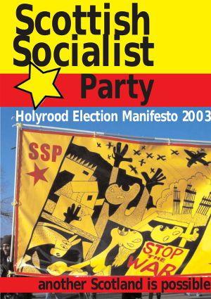 2003 Manifesto
