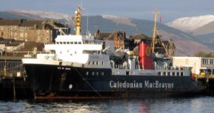 RMT union members working for CalMac balloted for taking industrial action