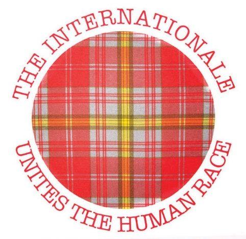 The Internationale Tartan